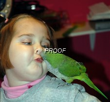 Kiss for Polly