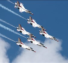 Reno Air Races 2006, Thunderbirds