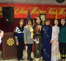 March 02, 2014 Hoi Xuan Tan Nien 2014