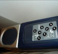 LAN 6222 - Seat Controls