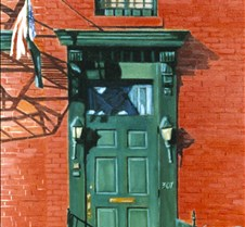 The Green Door I