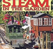 Steam In The Garden Cover #102, Dec 2008