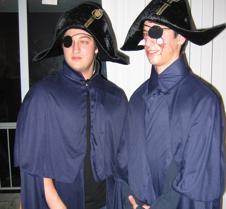 Will and Josh Pirating