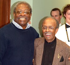 Jimmy Heath ansd Ben Tucker