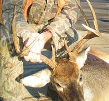 LBL Kentucky Quota Hunt Nov 17-18 some photos from the check stations