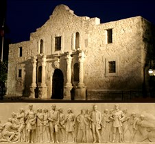 Alamo Remembered 11x14