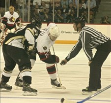 Pittsburg vs Ottawa Hockey