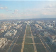 The Mall from Washington Monument