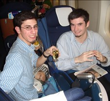 BA 247 - Josh & Charles Pose
