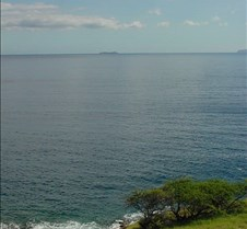 Molokini in the Distance