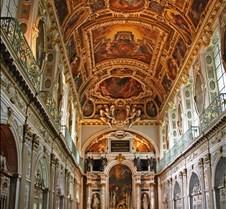 Chateau de Fontainebleau Chapel