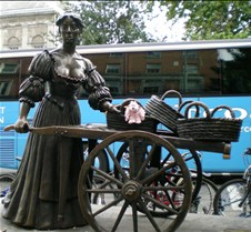 Molly Malone and George