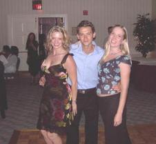 Jenny, Leo & Melinda