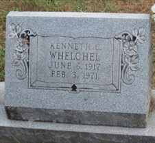 Kenneth Whelchel headstone