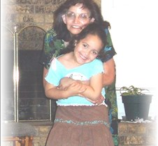 With My Mommy July 2006