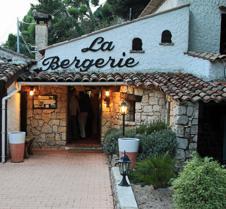 La Bergerie Restaurant, Nice, France