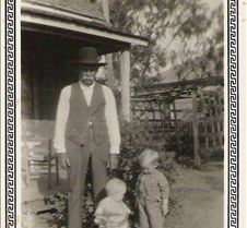 Pap, Wes, Buddy 1927