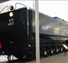 UP #4017 Big Boy's Tender