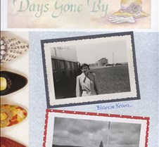 days gone by blanche