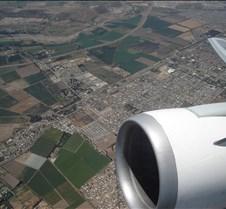 LAN 622 - Chile after Takeoff
