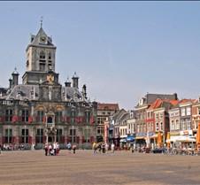Renaissance Town Hall Stadhuis, Delft
