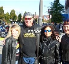 Sandy, Dave, Mindy, Donna