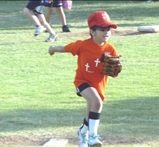 Tee Ball Lexi June 2007