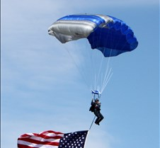 Alaska National Guard Parachute Jumpers