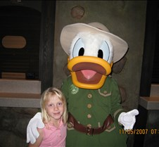 Jaxy with Donald Duck2