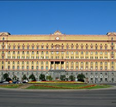 Former KGB Headquarters, Moscow