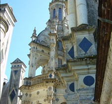 Chambord - Chimmney & Detail