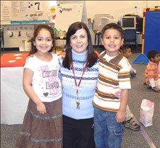 With Mrs Johnson Pre K