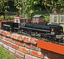 Sonny's 4-8-8-2 Live Steam Cab Forward