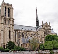 Notre Dame Cathedral - Paris France