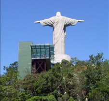 Corcovado - Cristo Redentor (Back)