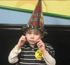 Cole's 4th Birthday