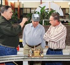 Jim Gabelich, Ted Powell & Don Helsel