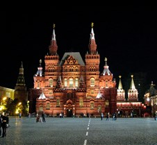Red Square, State Historical Museum