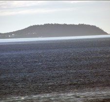 Moving Into the Straits of Juan de Fuca