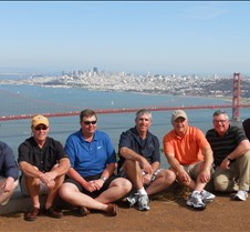 The Gang at Marin Headlands