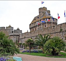 Walled City of Saint-Malo France