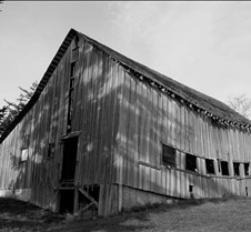 Hastie Lake barn