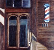 Barber's Door