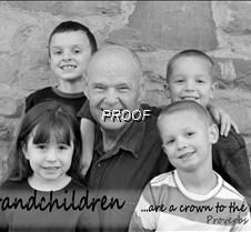 grandchildren -5x7