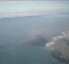 SF Bay on Approach