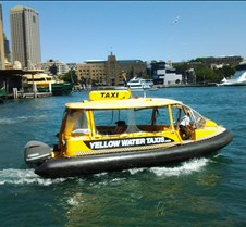 YELLOW WATER TAXI