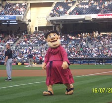 The Friar at Petco Park, San Diego, CA
