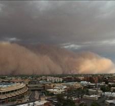 """Haboob"" aka Sandstorm Massive Desert Sandstorm"