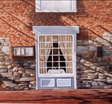Window in Olde Towne
