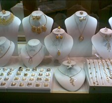Dubai Gold Jewellery